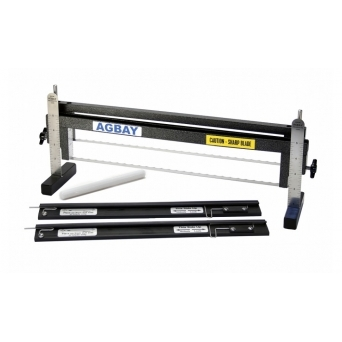Agbay Junior 12 Inch Double Blade Advanced Cake Leveller