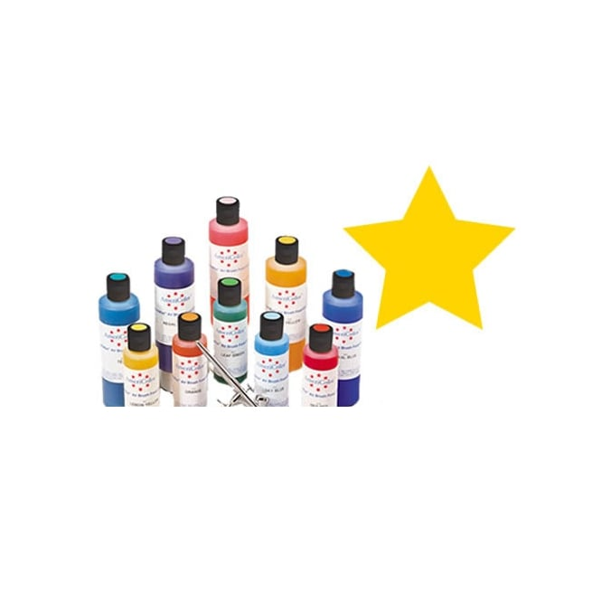 Americolor Lemon Yellow - Amerimist Airbrush Colour 0.65oz