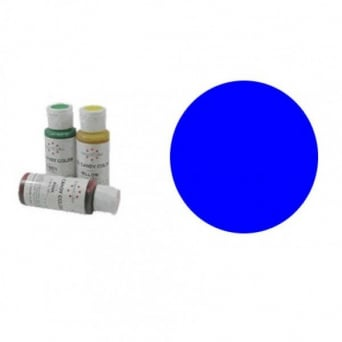 Americolor Candy Colour BLUE 2 OZ - Craft Uses Only