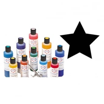 Super Black - Amerimist Airbrush Colour