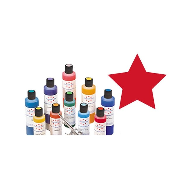 Americolor Tulip Red - Amerimist Airbrush Colour