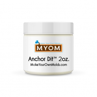 Anchor-Dit Make Your Own Moulds By Silicone Plastique 56g