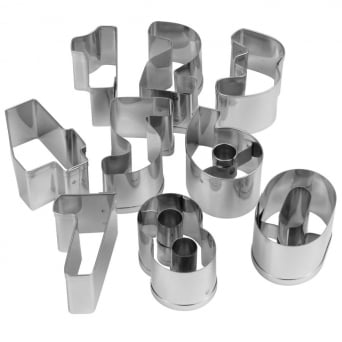 Numerals Cutters