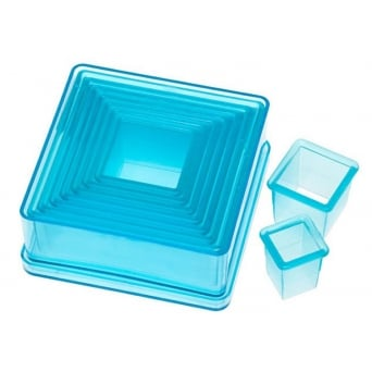 Square Cutter Set Of 9