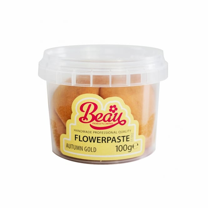 Beau Products Autumn Gold - Flower Paste 100g
