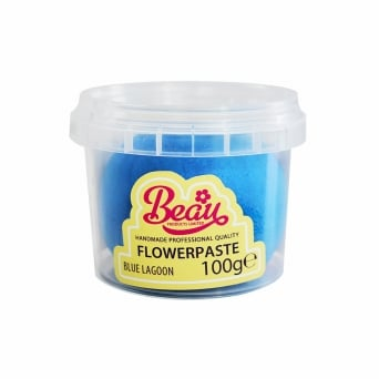 Blue Lagoon - Flower Paste 100g