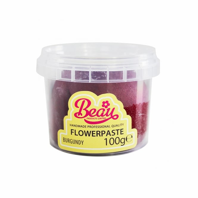 Beau Products Burgundy - Flower Paste 100g