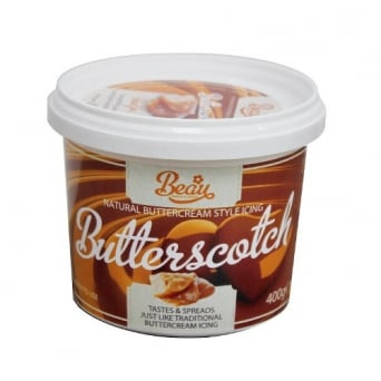 Butterscotch - Buttercream 400g