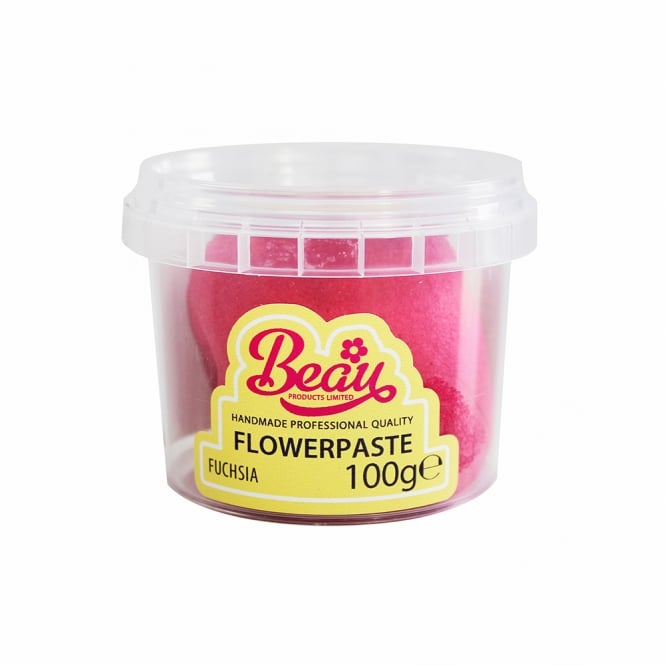 Beau Products Fuchsia - Flower Paste 100g
