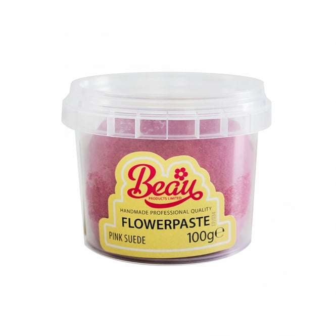 Beau Products Pink Suede - Flower Paste 100g