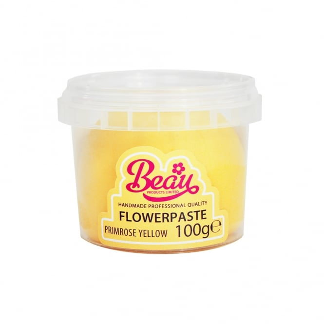 Beau Products Primrose Yellow - Flower Paste 100g