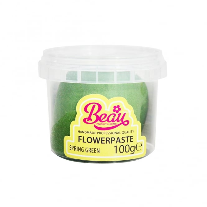 Beau Products Spring Green - Flower Paste 100g