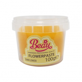 Sunflower - Flower Paste 100g