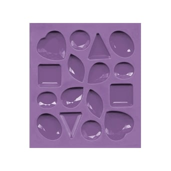 Bejeweled Silicone Pastry Mould By Chicago Mould School