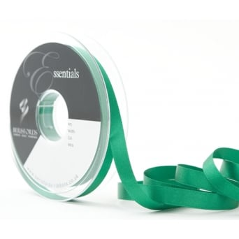 Bottle Green Satin Ribbon 10mm x 20 Metres