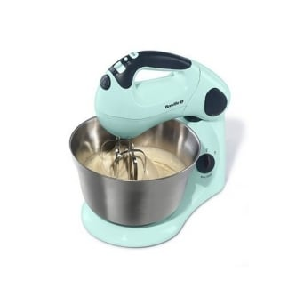 Pistachio Pick And Mix Stand And Hand Mixer VFP061 By Breville