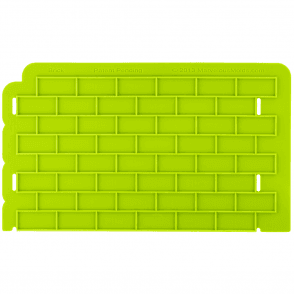 Bricks Silicone Onlay By Marvelous Molds