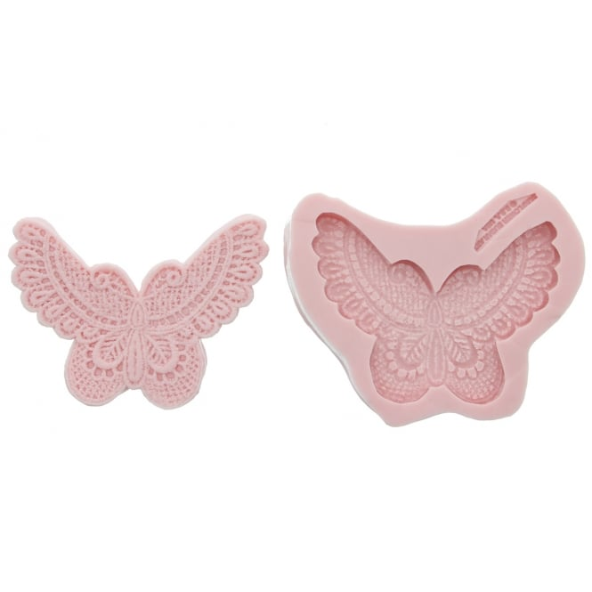 Sunflower Sugar Art Butterfly Lace Mould By