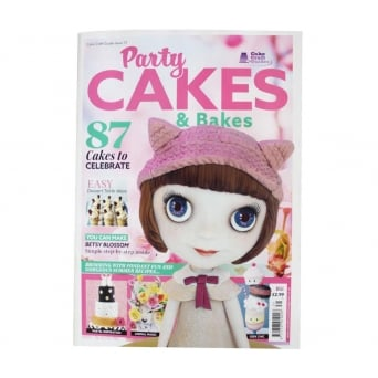 Party Cakes And Bakes Cake Craft Guide Issue 31