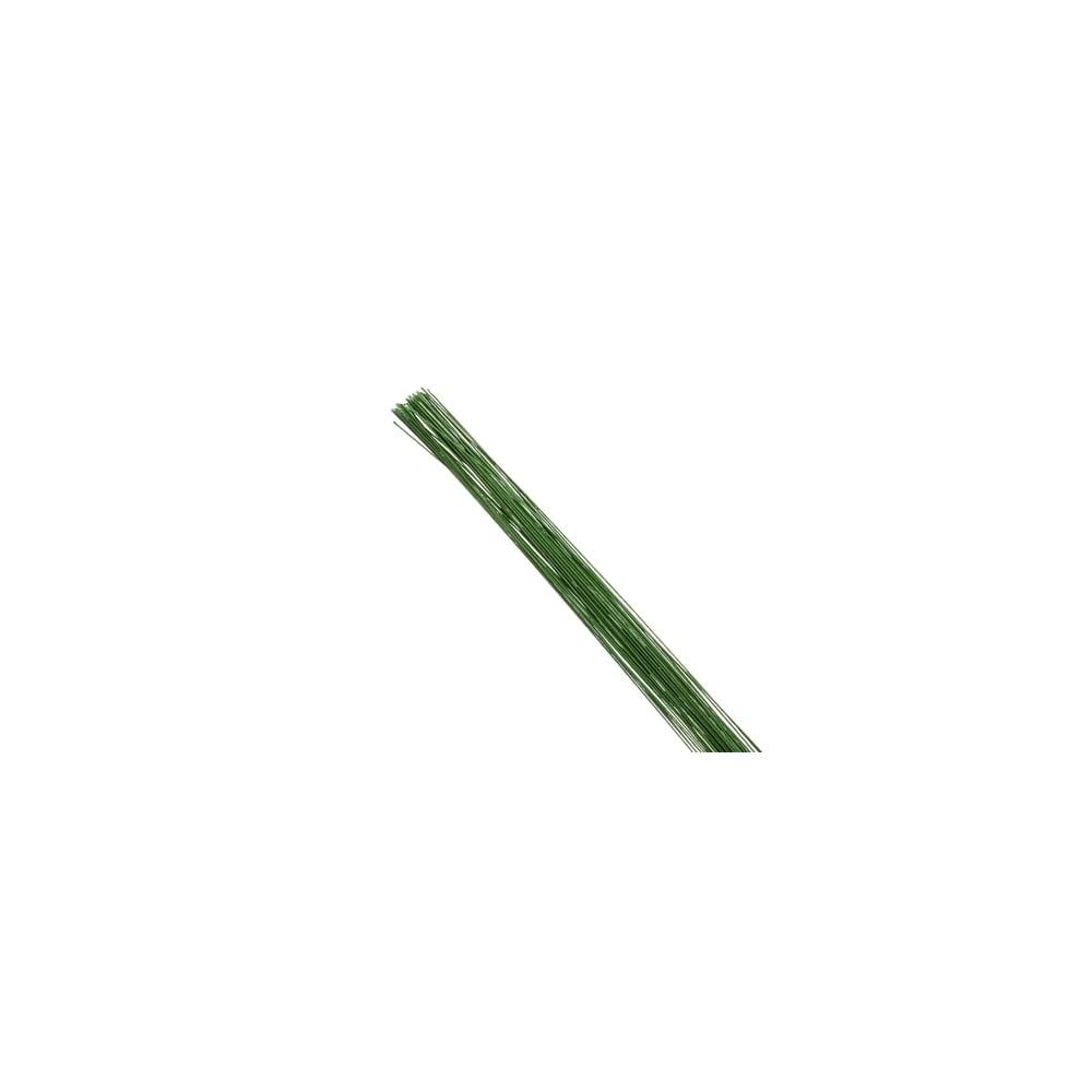 Cake & Craft Group 22 Gauge Dark Green Florist Wire x 50 - Tools ...