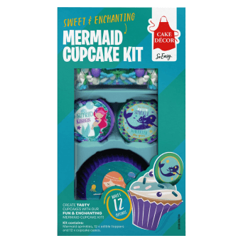 Edible Cake & Cupcake Decorations