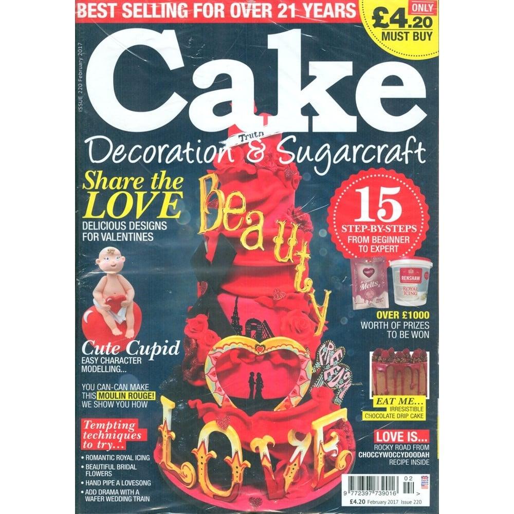 Cake Decorating Magazine Uk How Many Issues