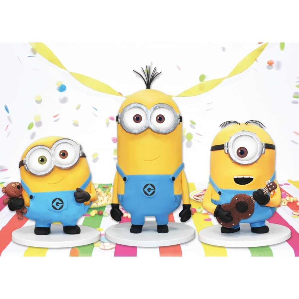 Minion Kit | Cake Figures & Models