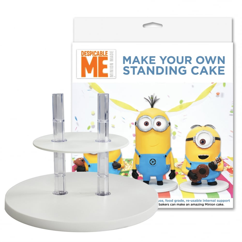 Cake Frame Minion Kit Tools Equipment from The Cake Decorating
