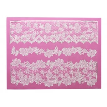 Eternity - 3D Large Lace Mat