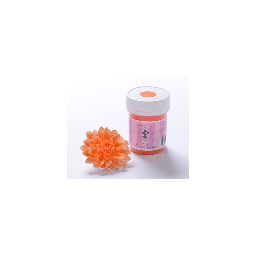 Cake Decorating Company : Cake Lace Orange - Petal Dust 5g - Cake Decorating ...