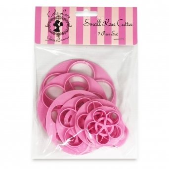 Small Rose Cutters Set