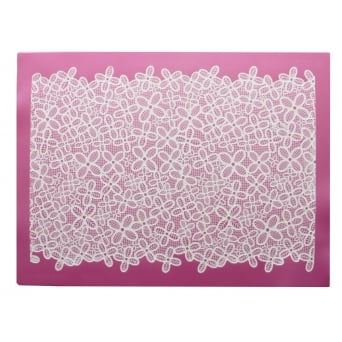 Victoriana - 3D Large Lace Strip
