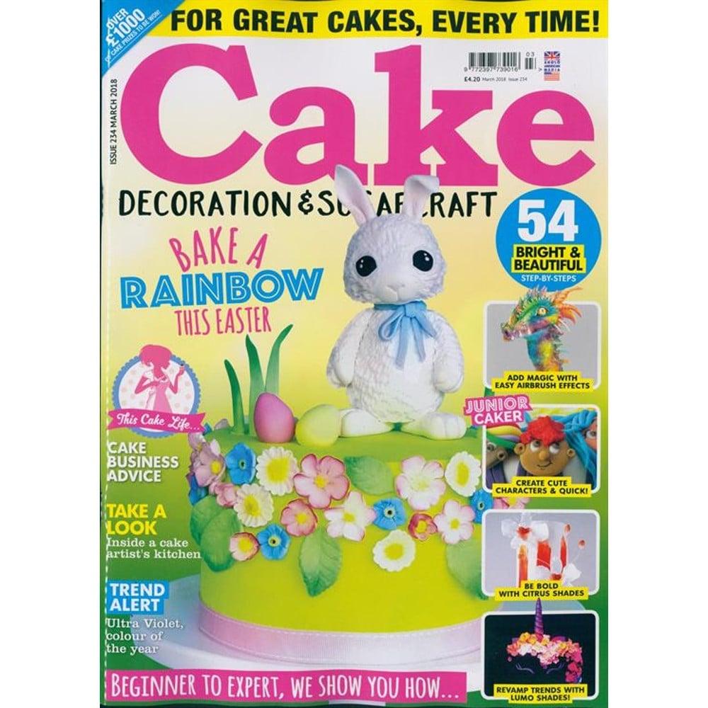 Cake Decorating Magazine How Many Issues
