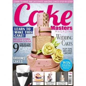 Cake Masters Magazine - Issue 57 - June 2017 Edition