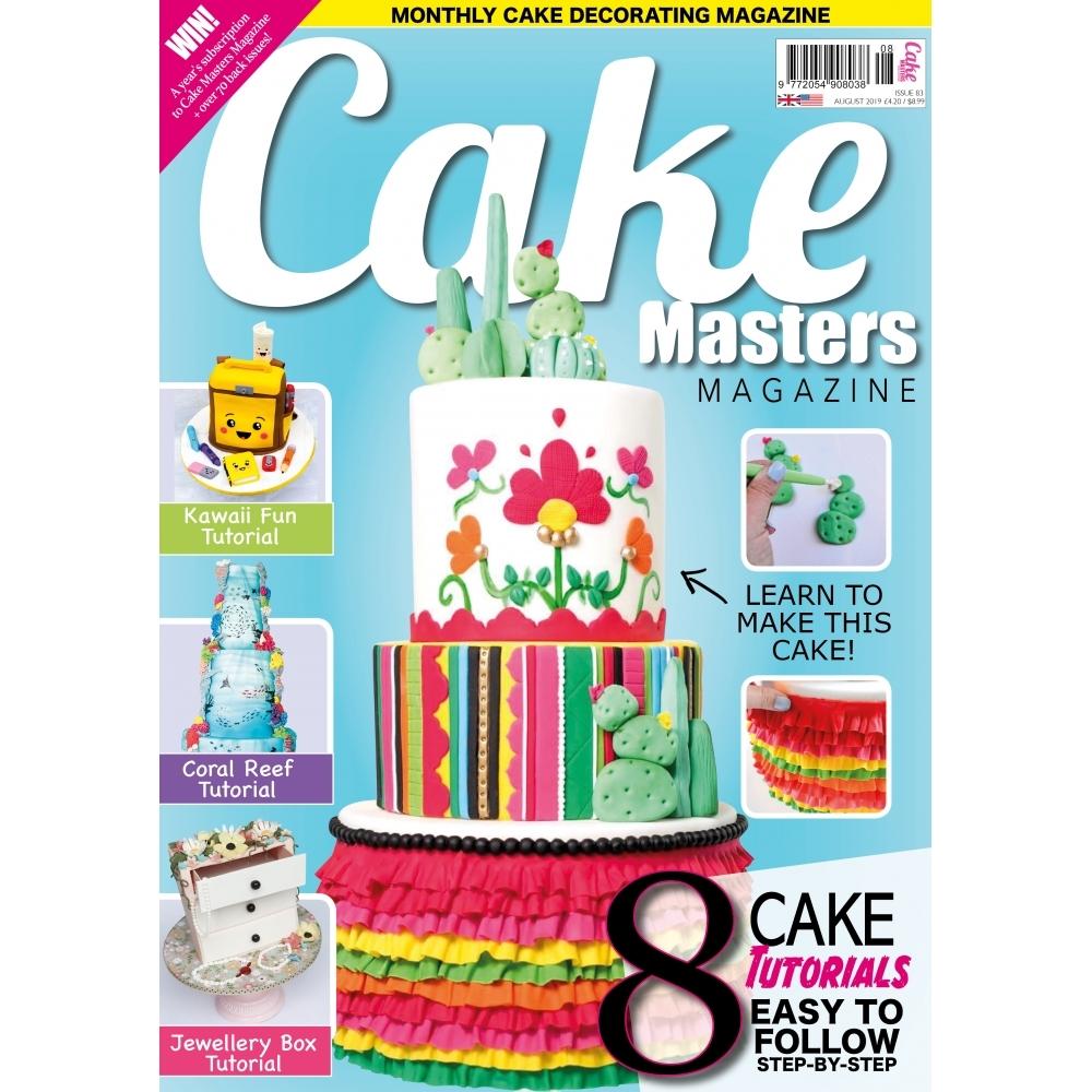 Magazine Issue 83 (August 2019)   August 2019 Cake ...