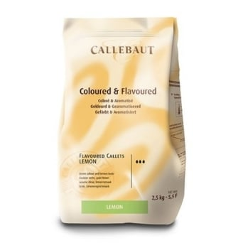 Lime Flavoured - Belgian Couverture Chocolate2.5kg