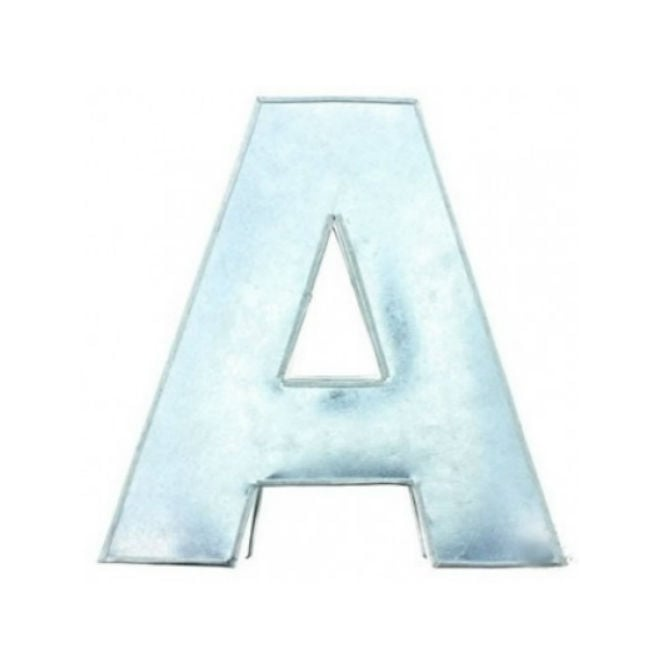 Capital Letter A Baking Tin Large