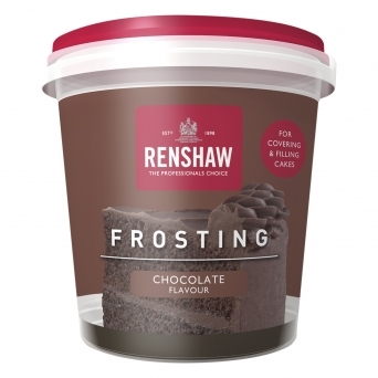 Chocolate Frosting 400g - Renshaw