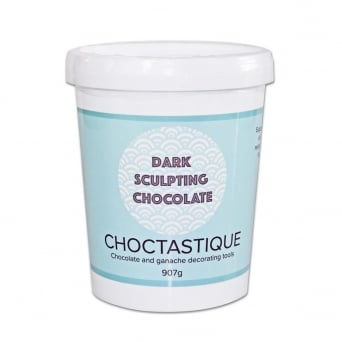 Dark - Sculpting Modelling Chocolate 907g