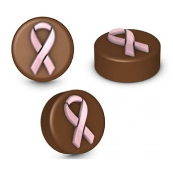 Awareness Ribbon Print Cookie Mould