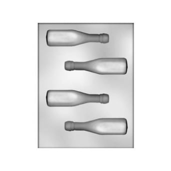 Champagne Bottle Chocolate Mould