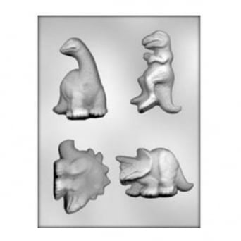 Dinosaur Assortment Chocolate Mould