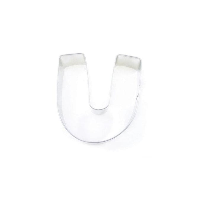 CK Products  Letter U Cookie Cutter