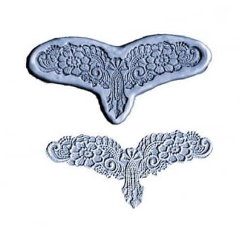 CK Silicone Large Lace Drop Mould