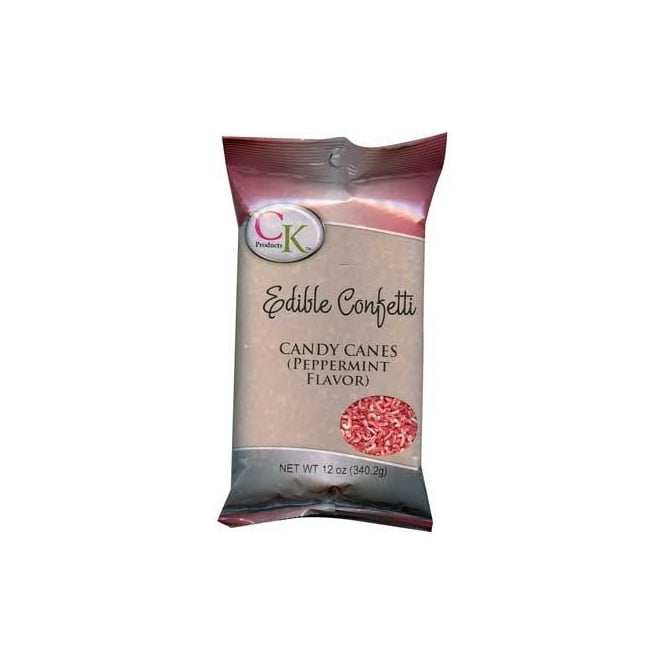 CK Products  Candy Cane Sprinkles 340g