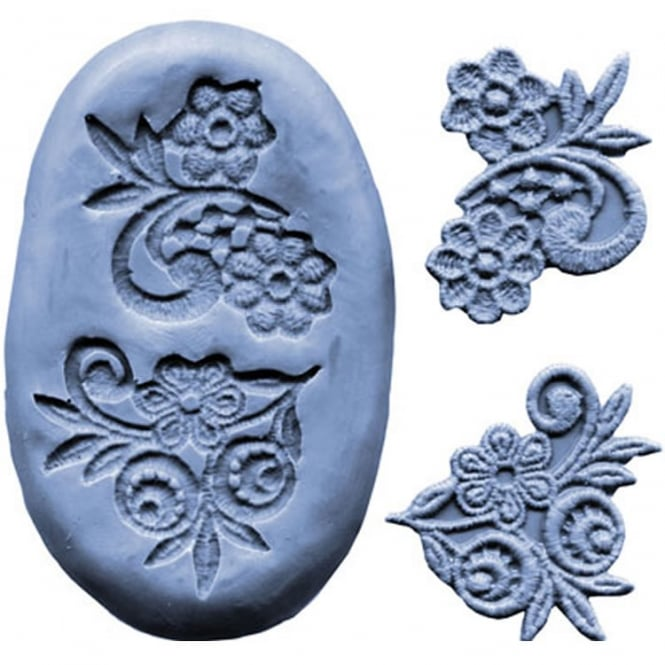 CK Products CK Silicone Small Flower Design Mould