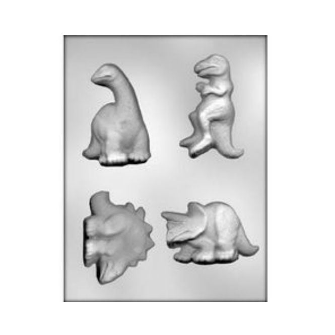 CK Products Dinosaur Assortment Chocolate Mould