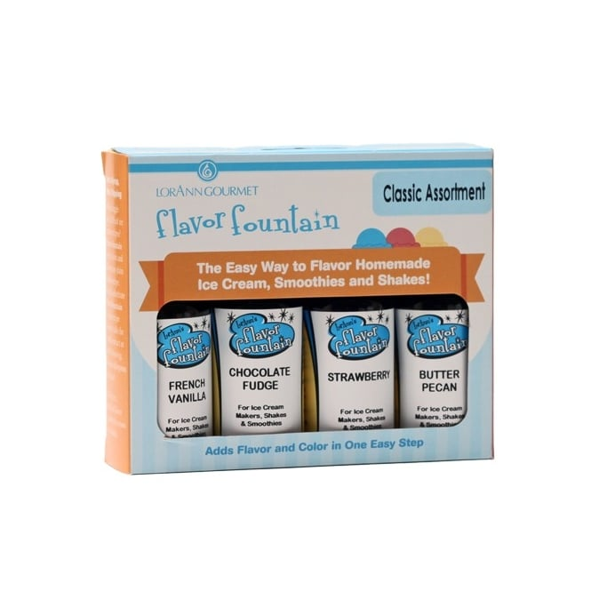 LorAnn Classic Assortment - Flavor Fountain - Oils