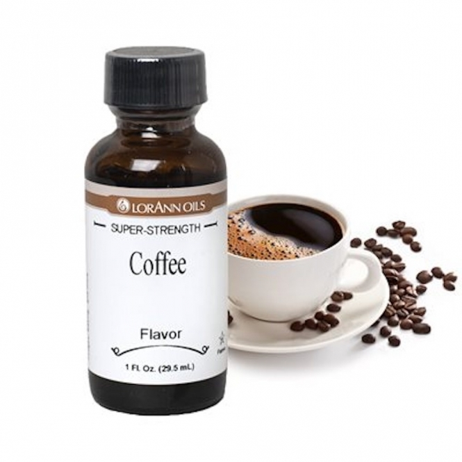 LorAnn Coffee Natural - Oils - 1oz Food Flavouring Oil