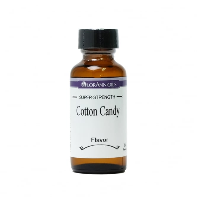 LorAnn  Cottaon Candy - LorAnn Oils - 4oz Food Flavouring Oil